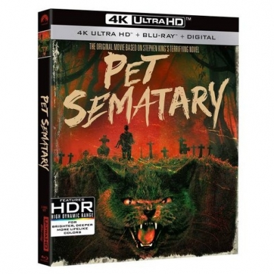 Pet Sematary 30Th Aniversario (4K+ Blu-ray)