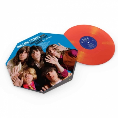 The Rolling Stones - Through The Past (LP Color)