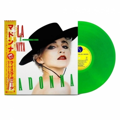 Madonna - La Isla Bonita (LP Color)