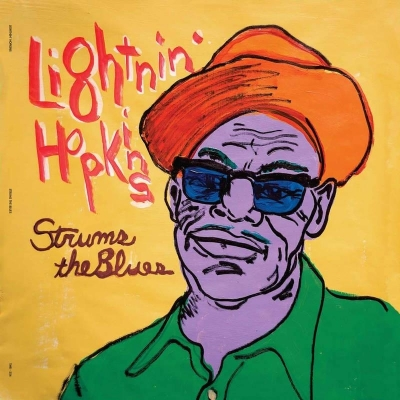 Lightnin Hopkins - Strums The Blues