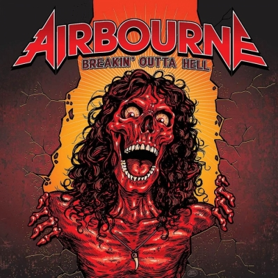 Airbourne - Breakin Outta Hell