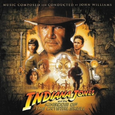 Soundtrack - Indiana Jones Kingdom (Import)