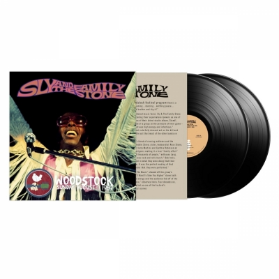 Sly & The Family Stone - Woodstock (2LP)