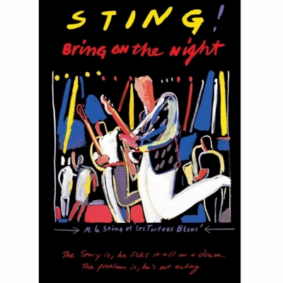 Sting - Bring On The Night (BR Import)