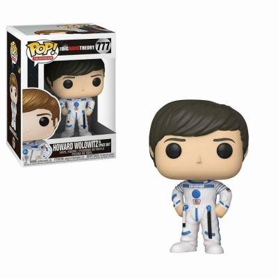 Funko - Big Bang Theory - Howard