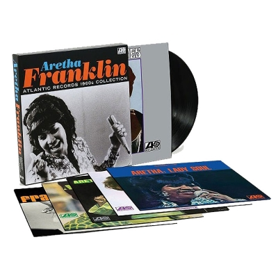 Aretha Franklin - Atlantic Records 1960s Collection (6LP)