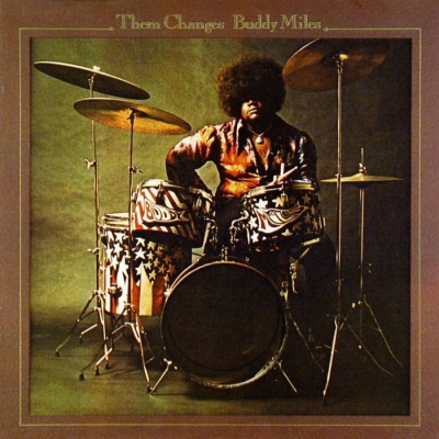 Buddy Miles - Them Changes (Import)