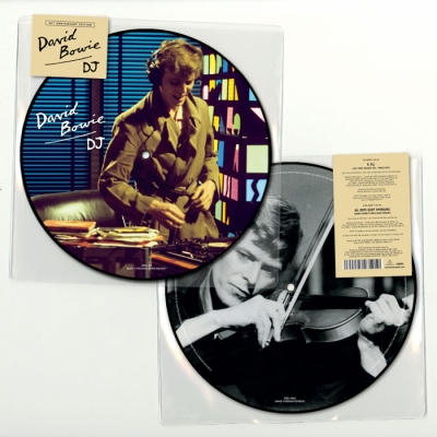 David Bowie - DJ (Single 7