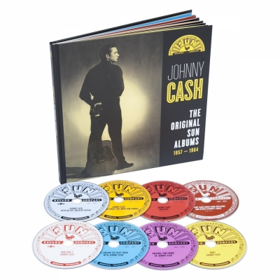 Johnny Cash - The Original Sun Albums (8CD Import)
