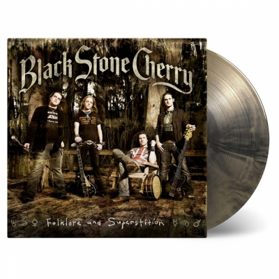 Black Stone Cherry - Folklore And Superstition (2LP Color)