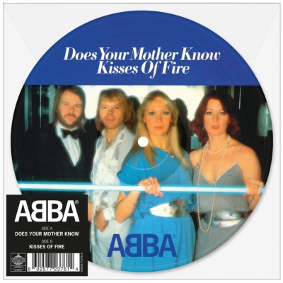 Abba - Does Your Mother Know (Single 7