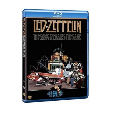 Led Zeppelin - The Song Remains The Same (BR Import)