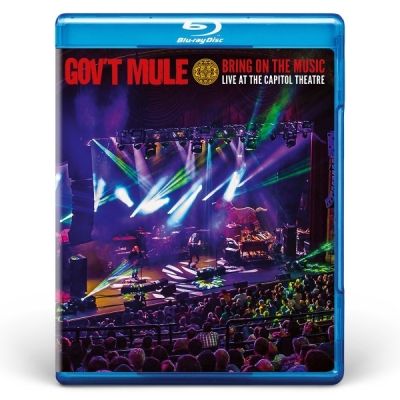 Govt Mule - Bring On The Music (BR Import)