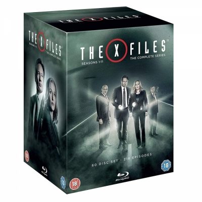 The X Files: The Complete Series (60BR Import)