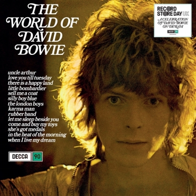 David Bowie - The World Of David Bowie (LP Color)
