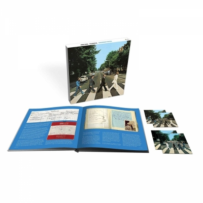 The Beatles - Abbey Road Super Deluxe (3CD + BR Import)