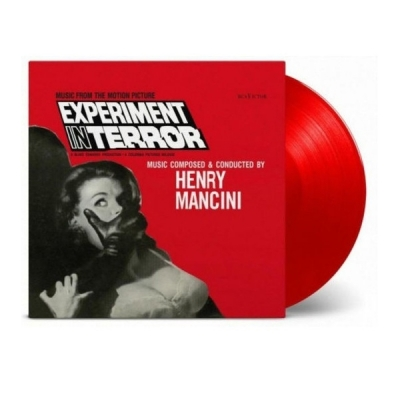 Soundtrack - Experiment In Terror (LP Color)