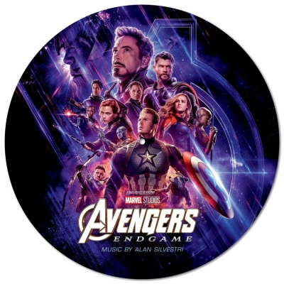 Soundtrack - Avengers Endgame (Picture)