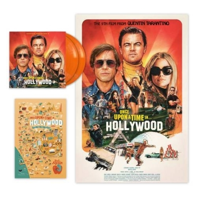 Soundtrack - Once Upon a Time In Hollywood (2LP Color)