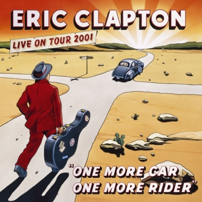 Eric Clapton - One More Car One More Rider (3LP)