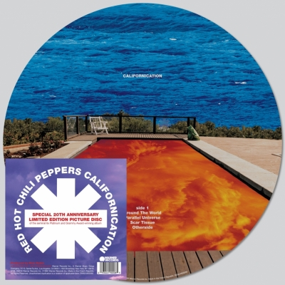 Red Hot Chili Peppers - Californication (2LP Picture)
