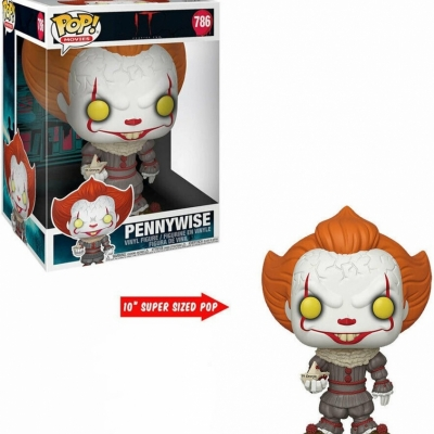 Funko - It - Pennywise Boat (25cm)