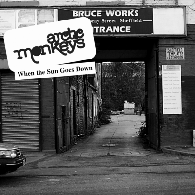 Arctic Monkeys - When The Sun Goes Down (Single 7