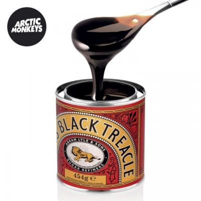 Arctic Monkeys - Black Treacle (Single 7