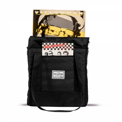 Bolso Selektor - Bag Heavy Duty (25LP)