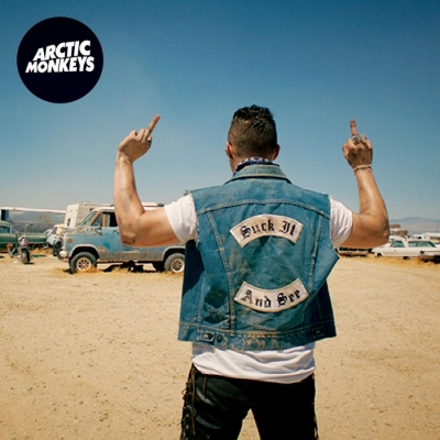 Arctic Monkeys - Suck It And See (Single 7