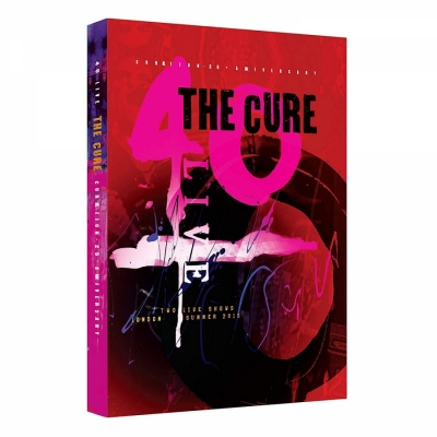 The Cure - 40 Live Curaetion (2BR Import)