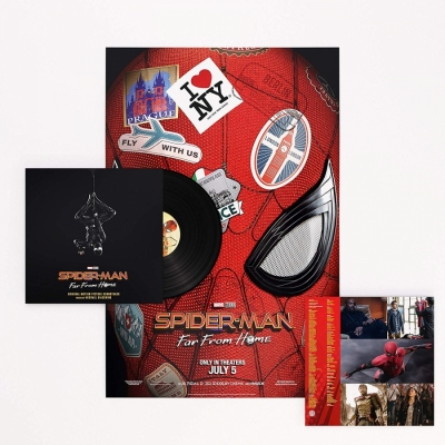 Soundtrack - Spiderman Far From Home