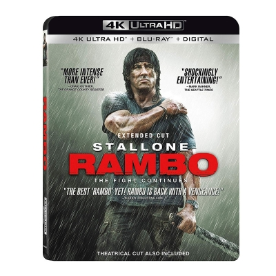Rambo - The Fight Continues 4K (2BR Import)