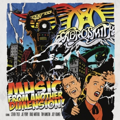 Aerosmith - Music From Another Dimension! (Import)