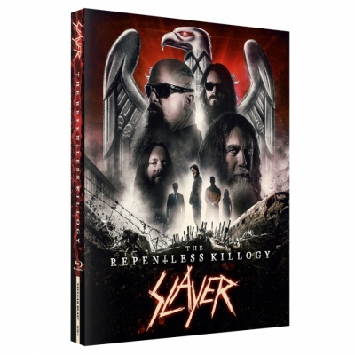 Slayer - The Repentless Killogy (BR Import)