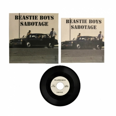 Sabotage - Beastie Boys  Single 3
