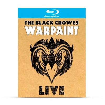Black Crowes - Warpaint Live (BR Import)