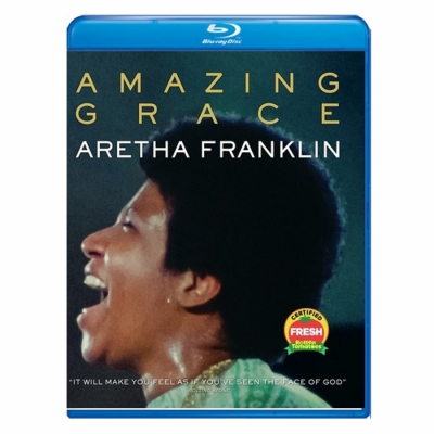 Aretha Franklin - Amazing Grace (BR Import)