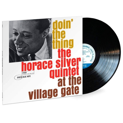 Horace Silver - Doin The Thing