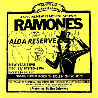 Ramones - Live At The Palladium New York (2LP)