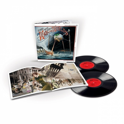 Soundtrack - The War Of The Worlds (2LP)