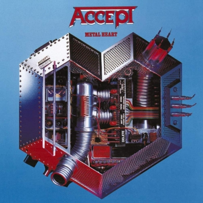 Accept - Metal Heart (Import)