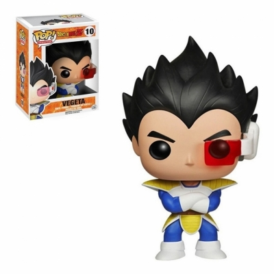 Funko - Dragon Ball Z - Vegeta 10