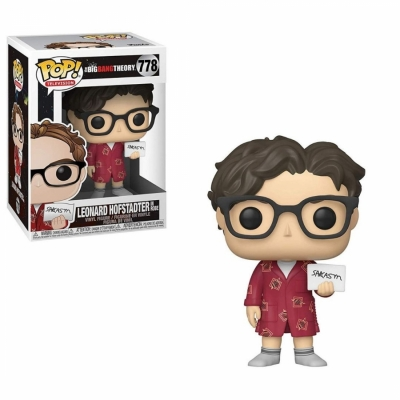 Funko - Big Bang Theory - Leonard 778