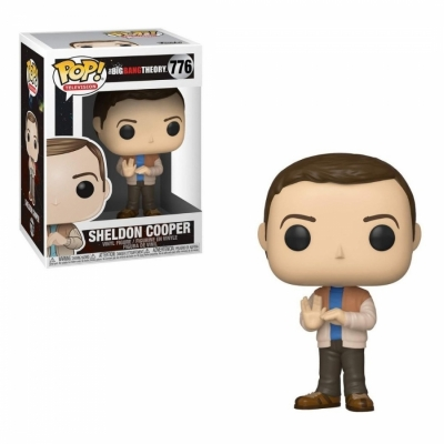 Funko - Big Bang Theory - Sheldon 776