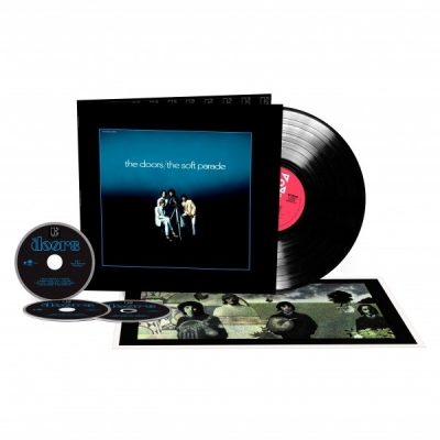 The Doors - The Soft Parade 50TH (LP + 3CD Import)