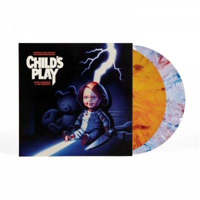 Soundtrack - Childs Play (2LP Color)