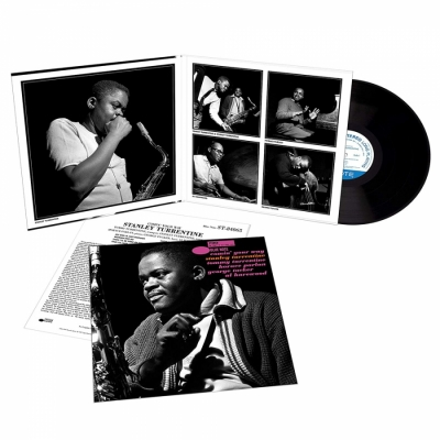 Stanley Turrentine - Comin Your Way