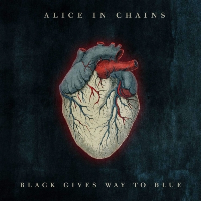 Alice In Chains - Black Gives Way To Blue (Import)