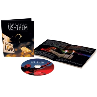 Roger Waters - Us + Them (BR Import)